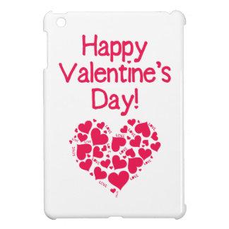 Happy Valentine's Day iPad Mini Cases