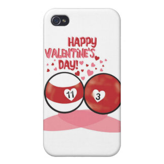 Happy Valentines Day iPhone 4 Cover