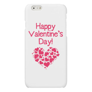 Happy Valentine's Day iPhone 6 Plus Case