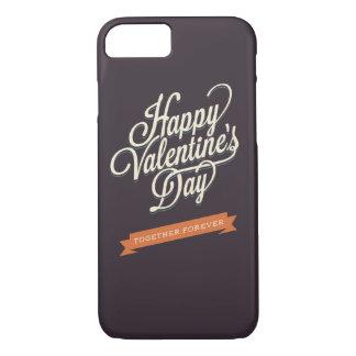 Happy Valentines Day Love iPhone 7 Case