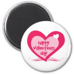 Happy Valentines Day Magnets
