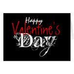 """""""Happy Valentine's day"""" modern blank"""