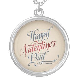 Happy Valentine's Day Custom Jewelry