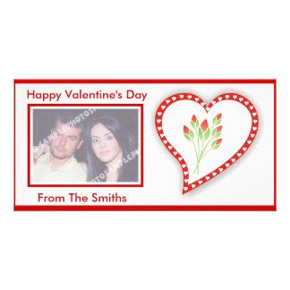 Happy Valentine's Day Photo Cards