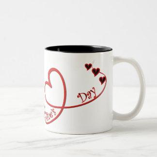 Happy Valentine's Day Photo Mugs