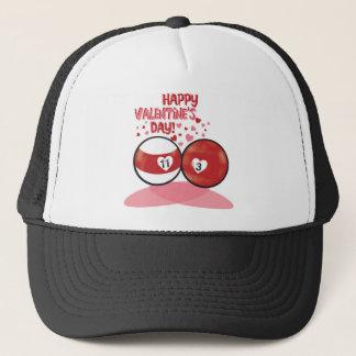 Happy Valentines Day Trucker Hat