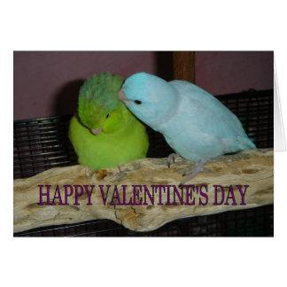 Happy Valentine's day V Stationery Note Card
