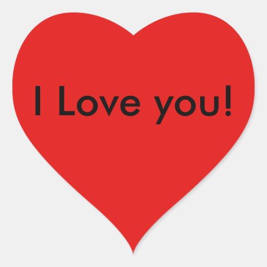 Happy Valentines's Day I Love You Heart Heart