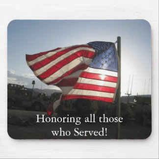 Happy Veterans Day! Mouse Pad