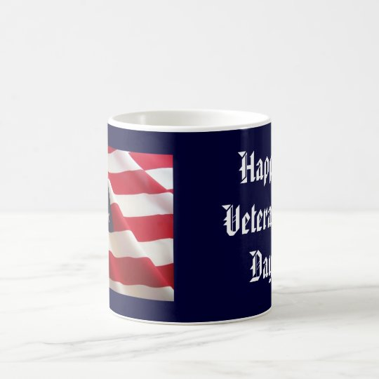 Happy Veteran's Day Mug