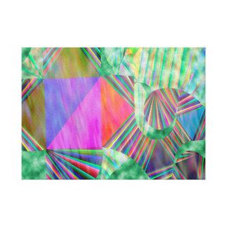 Happy Vibes Canvas Print