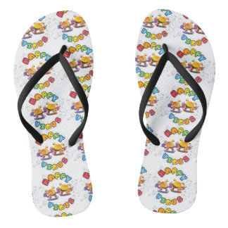 Happy Virus - Flip Flops