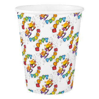 Happy Virus Product Range Paper Cup