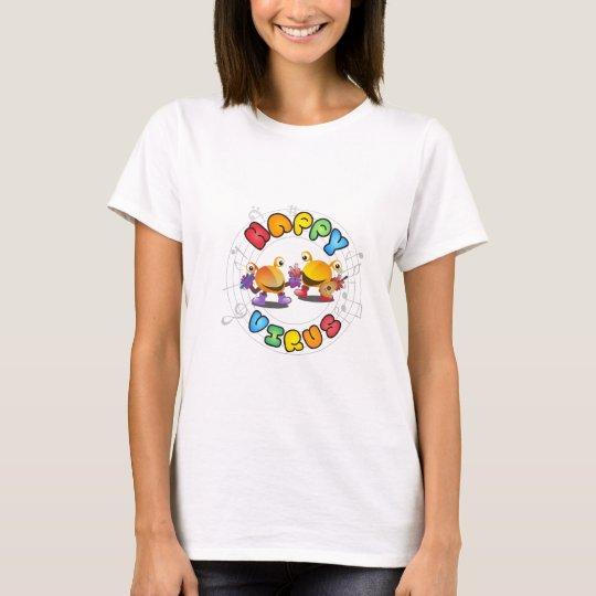 Happy Virus Product Range T-Shirt