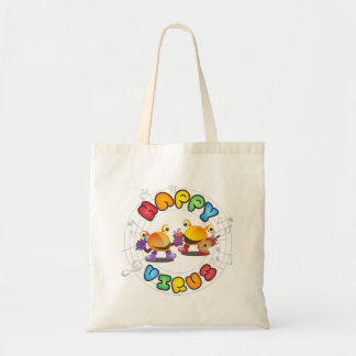 Happy Virus - Tote