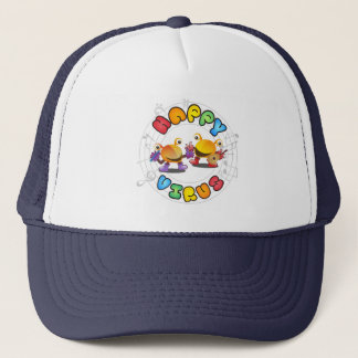 Happy Virus - Trucker Hat