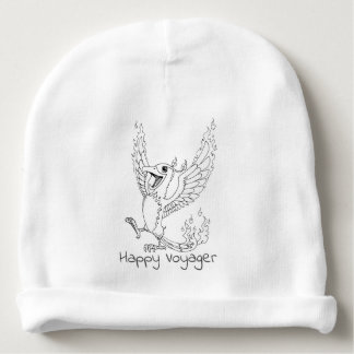 Happy Voyager Cotton Baby Beanie