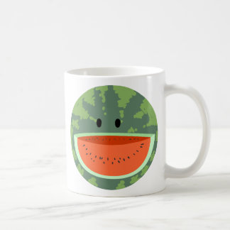 Happy watermelon mug