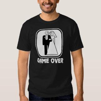 Happy Wedding Game Over Bachelor T-Shirt