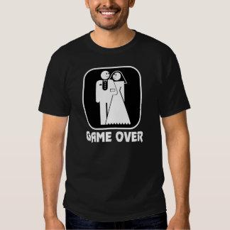 Happy Wedding Game Over Tee