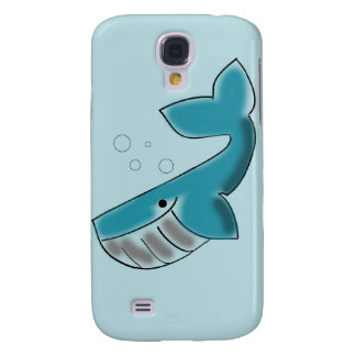 happy whale galaxy s4 case