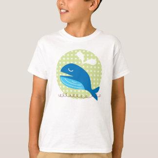 Happy Whale Kid's T-shirt