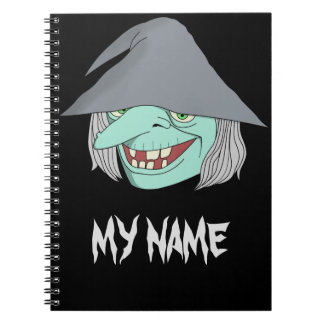 Happy Witch Note Books