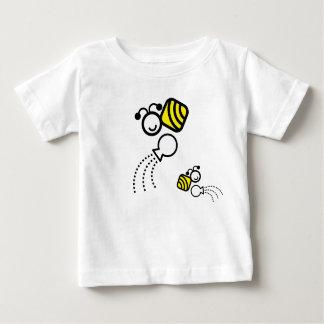 happy work bees baby T-Shirt