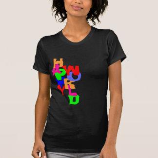 Happy World Shirts