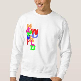 Happy World Sweatshirt
