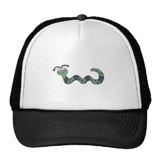 Happy Worm Cap