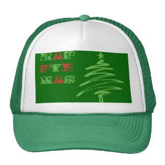 HAPPY XMAS CAP