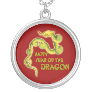 Happy Year of the Dragon Gifts Custom Jewelry