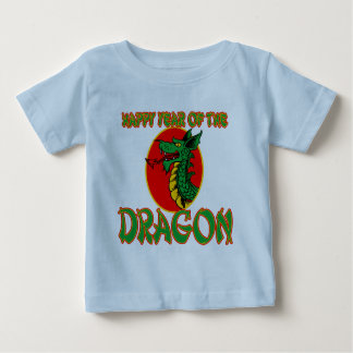 Happy Year of the Dragon T-shirts, Mugs, Bags Baby T-Shirt