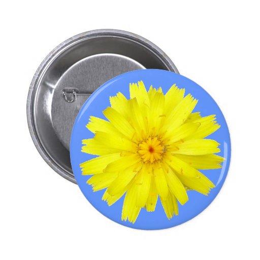 Happy Yellow Dandelion image Pins