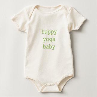 Happy Yoga Baby Organic Bodysuit