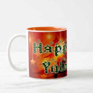 Happy Yule Mug