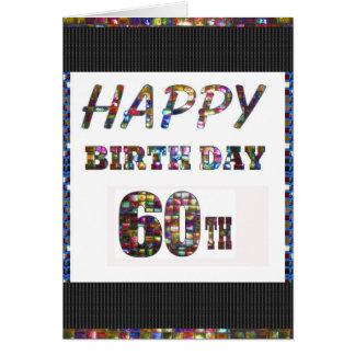 HappyBirthday birthday designs Greeting Card