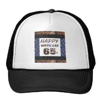 happybirthday happy birthday 65 sixtyfive  65th cap