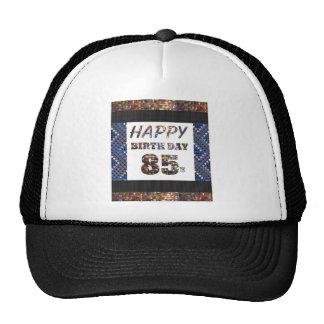happybirthday happy birthday 85 eightyfive 85th cap