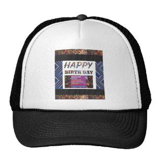 happybirthday happy birthday text quote greetings cap