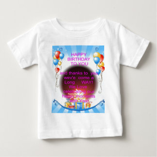 HappyBirthday To you Shirt
