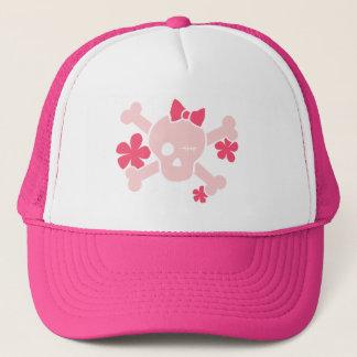 happybone trucker hat