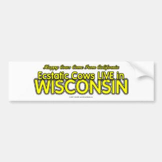 HappyCows Bumper Sticker