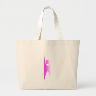 Happyman Logo Jumbo Tote Bag