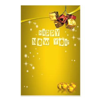happynewyear 14 cm x 21.5 cm flyer