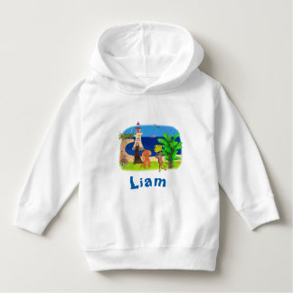 Happy's Lighthouse by The Happy Juul Company Hoodie