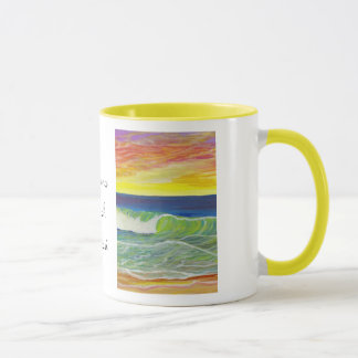 Hapuna Beach Hawaii Mug