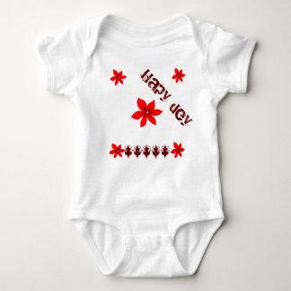 Hapy dey baby bodysuit