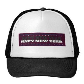 Hapy new year hats